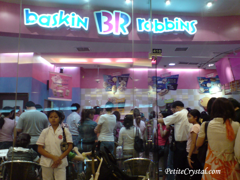 Petite's Knit Boutique » Baskin 31 Robbins